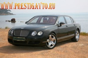 Бентли Bentley Continental Flying Spur